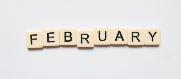 5x Februari Favorieten