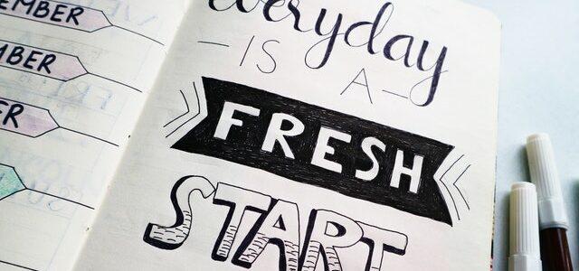 Dagboek: de eerste week werk