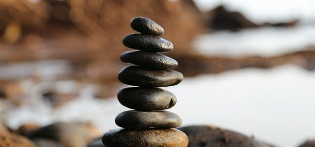 Dagboek: zoeken naar balans